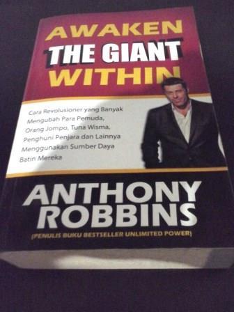 buku anthony robbins